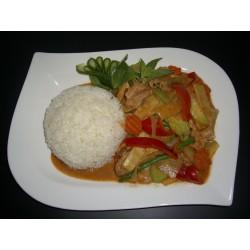 40 Chicken vegetables
