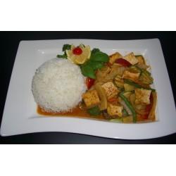 46A Tofu vegetables